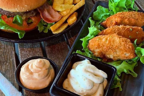 Best fish and chips in Cairns