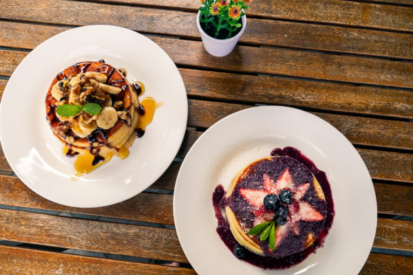 Healthy Pancakes from Frydays Cairns